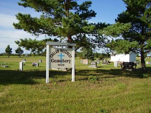 Commonwealth War Grave Chelan Cemetery
