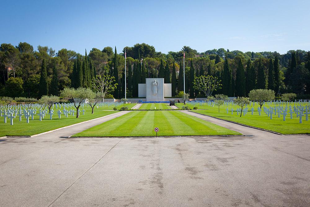Amerikaanse Begraafplaats en Monument Rhône