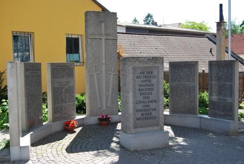 War Memorial Gallneukirchen