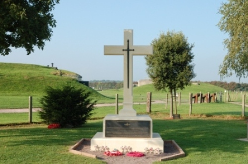 Merville Battery Cross of Sacrifice