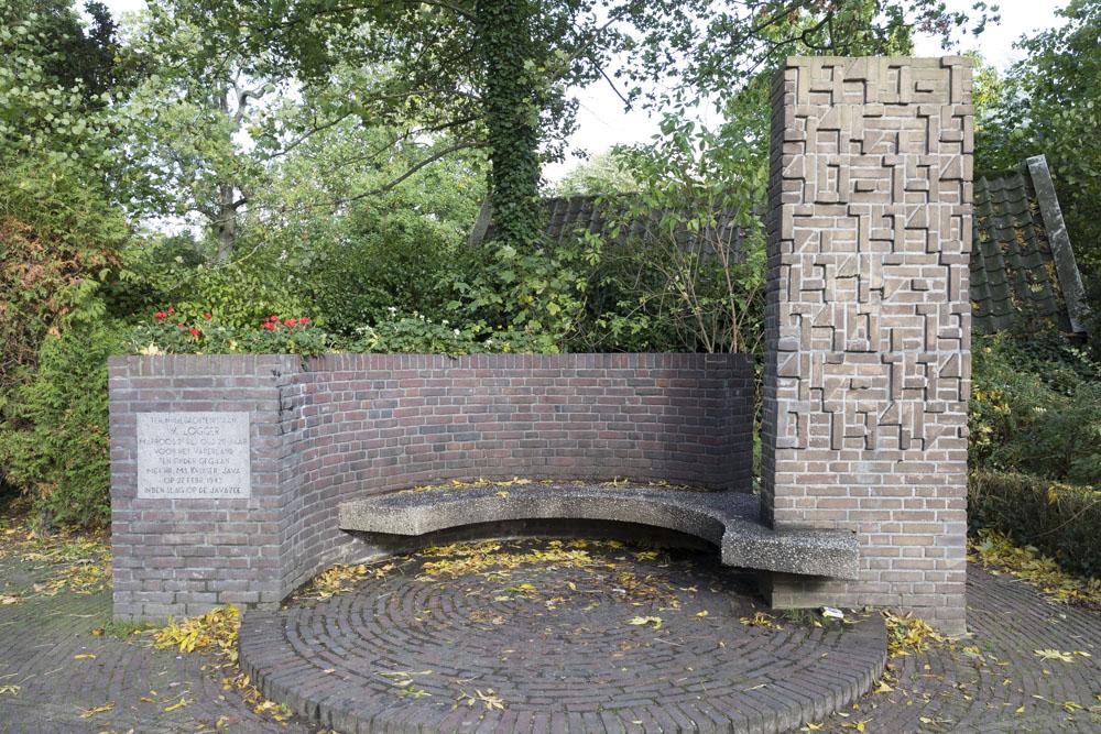 Oorlogsmonument Loenen aan de Vecht