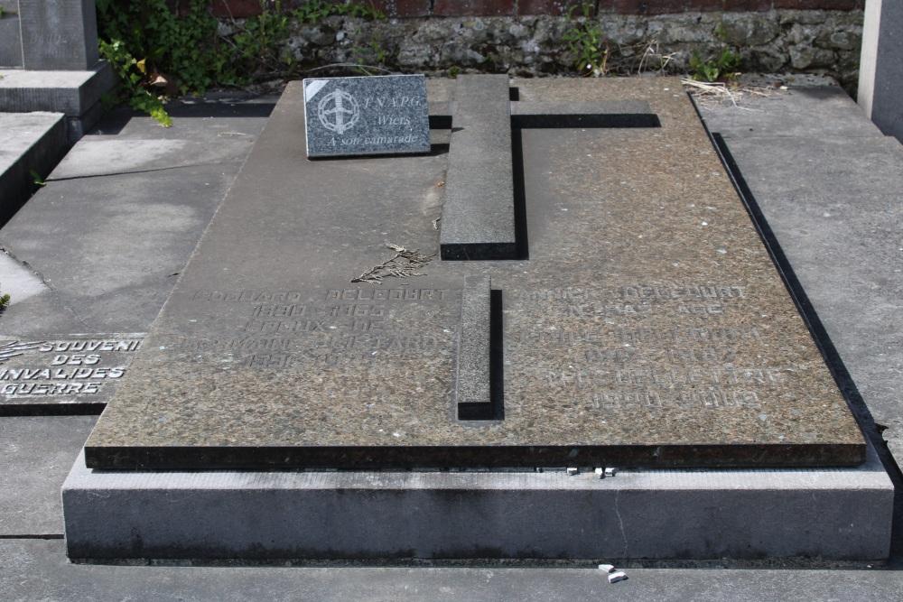 Veteran War Graves Wiers