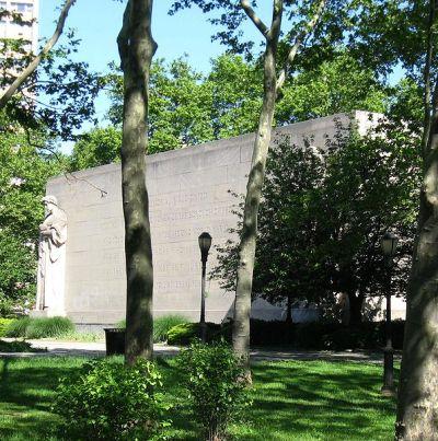 War Memorial Brooklyn
