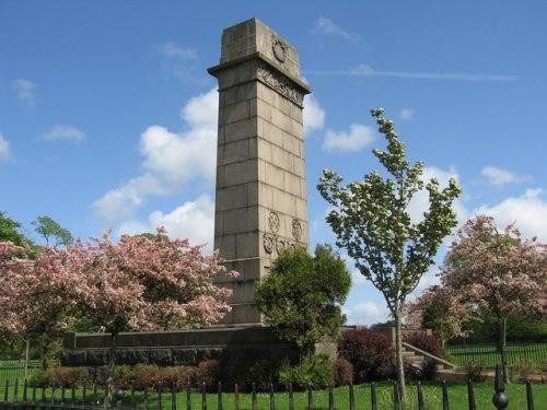 War Memorial Cumberland and Westmorland