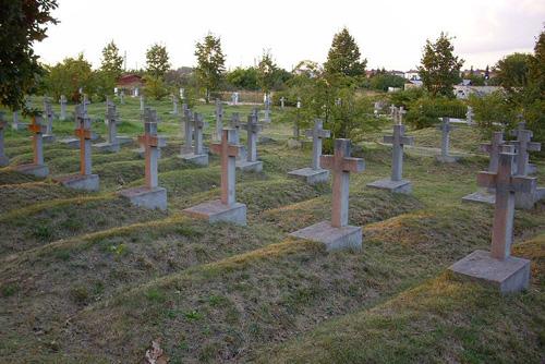 Duits-Oostenrijkse Oorlogsbegraafplaats Biala Podlaska