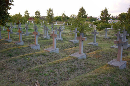 Biala Podlaska German-Austrian War Cemetery