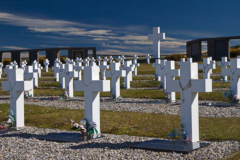 Argentijnse Oorlogsbegraafplaats Stanley
