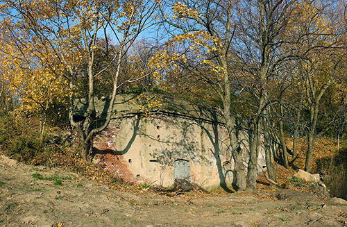 Festung Pillau - Infanteriebunker