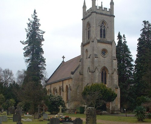Oorlogsgraven van het Gemenebest St Catherine Churchyard
