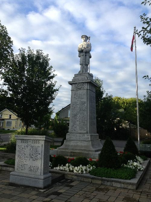 War Memorial Picton