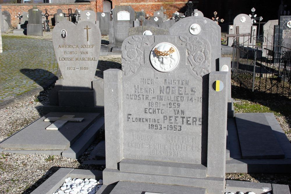 Veteran War Graves Zepperen