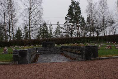 Finse Oorlogsgraven Lapinjärvi