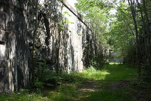 Vaxholm Line - Vreta Fort