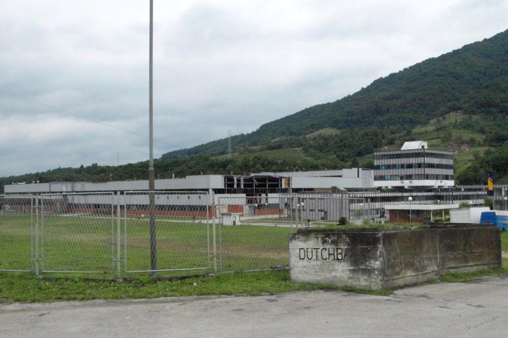 Herdenkingscentrum Srebrenica