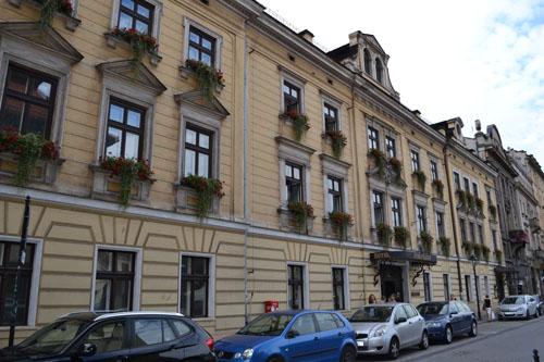 Hotel Pollera (Cracow)