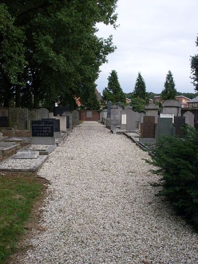 Jewish War Graves Venlo