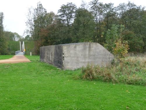 Groepsschuilplaats Type 1918/II Fort Vechten