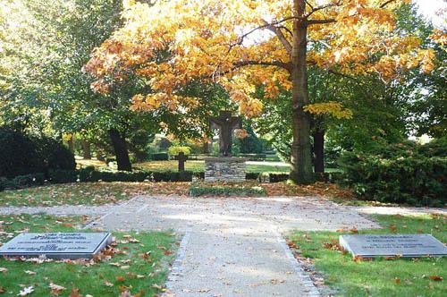 Duitse Oorlogsgraven Neuer Katholischer Friedhof