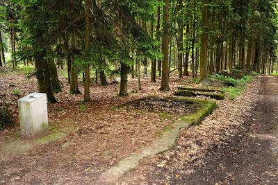 V1 Feuerstellung 328 Bruchhausen