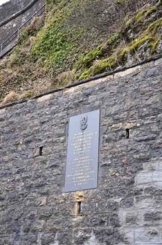 Plaquette 2e Poolse Divisie Belfort