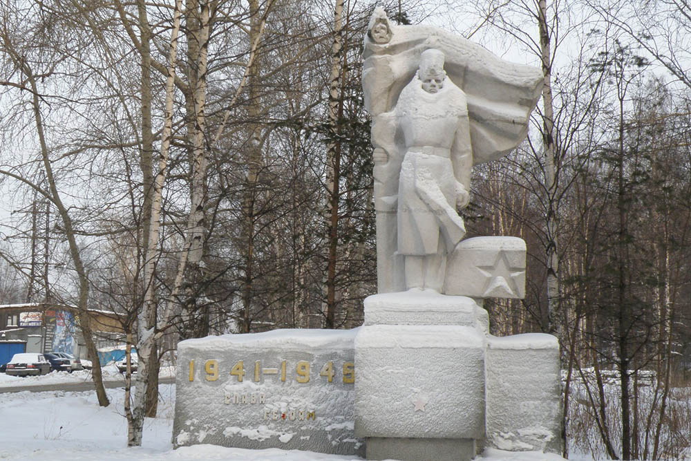 War Memorial Arkhangelsk