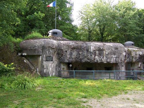 Maginot Line - Fort Bambesch
