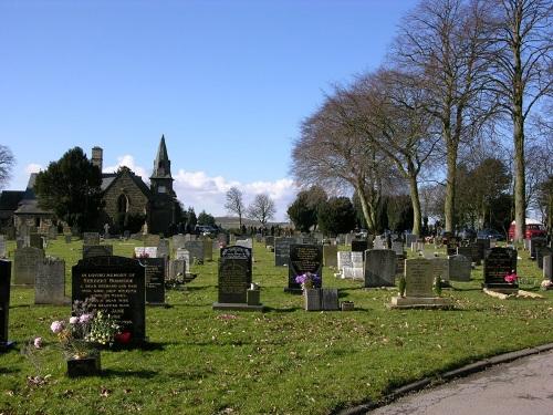 Commonwealth War Graves Waltonwrays Cemetery