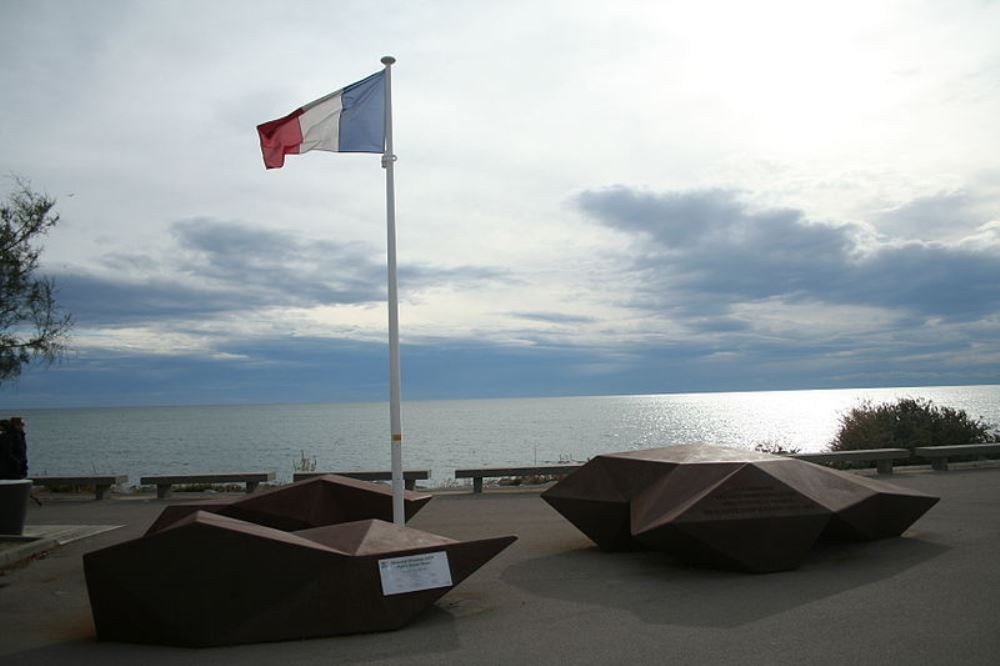 North-African Wars Memorial Hérault