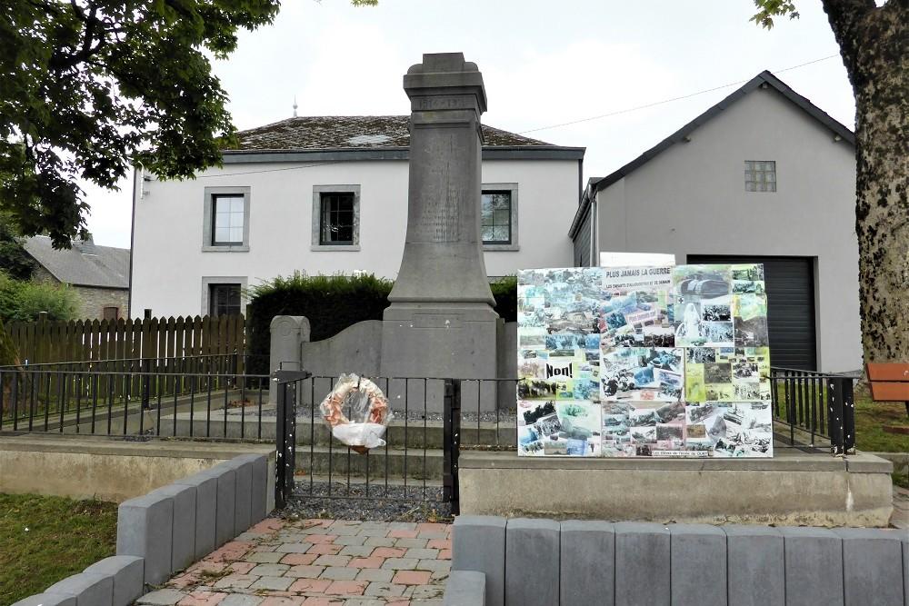 War Memorial Sainte-Marie-Chevigny
