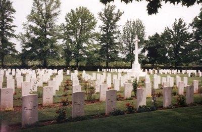 Commonwealth War Cemetery Udine