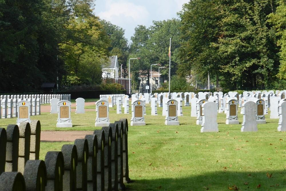 Belgium War Cemetery Leopoldsburg