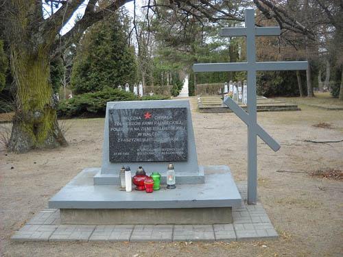 Sovjet Oorlogsgraven Bialystok