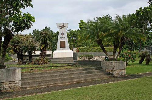 Monument van de Vrede Saipan