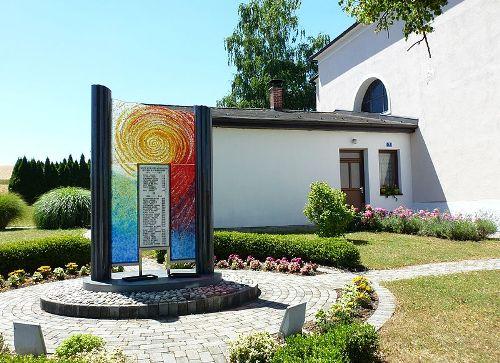 War Memorial Deutsch Gerisdorf