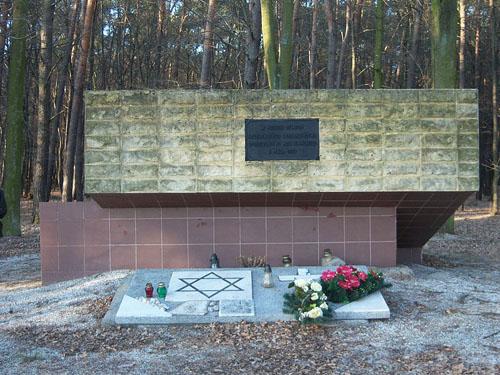 Monumenten Slachtoffers Nationaal-socialisme Las Krazel