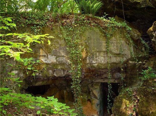 Westwall - Regelbau 108b Bunker Beckingen