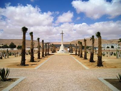 Commonwealth War Cemetery Halfaya Sollum