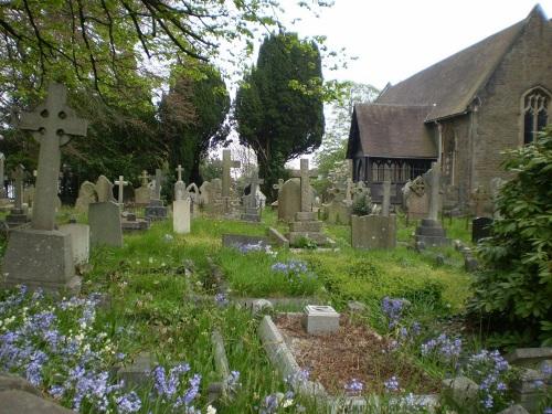 Oorlogsgraven van het Gemenebest St Paul Churchyard