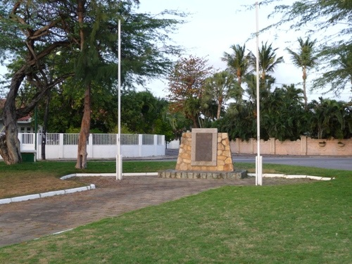 Oorlogsmonument Aruba
