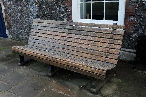 Memorial Seat Normandy