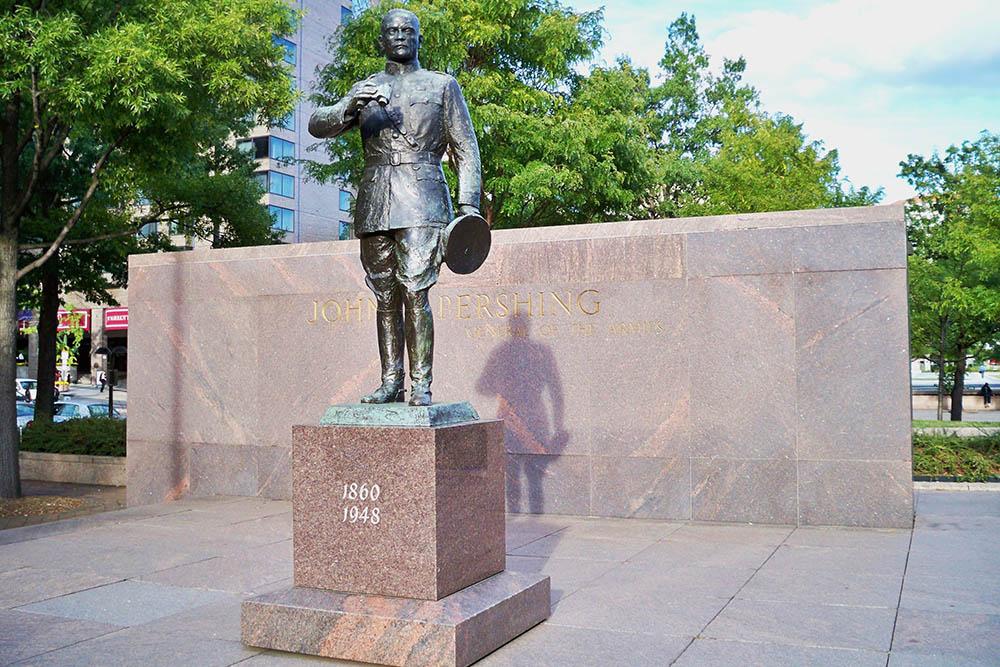 John J. Pershing Memorial