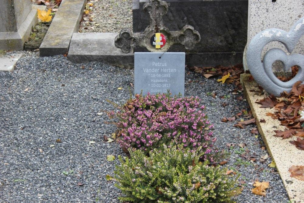 Belgian War Graves Haasdonk