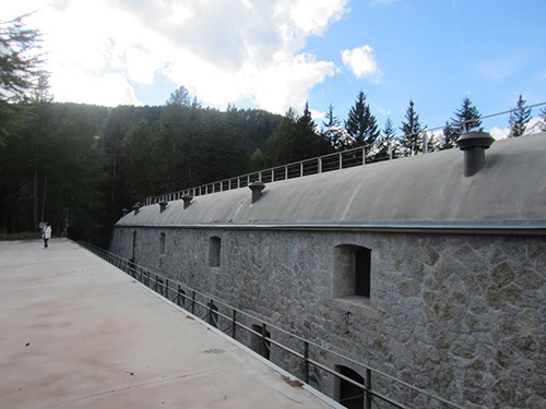 Cadorna Linie - Fort di Oga