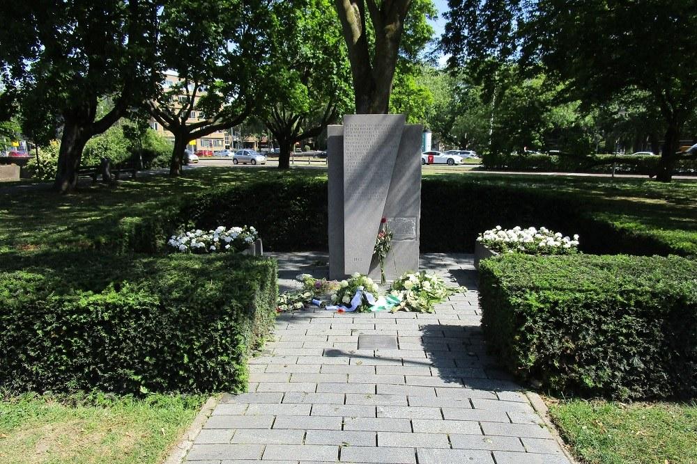 Monument Ultimatum 14-05-1940