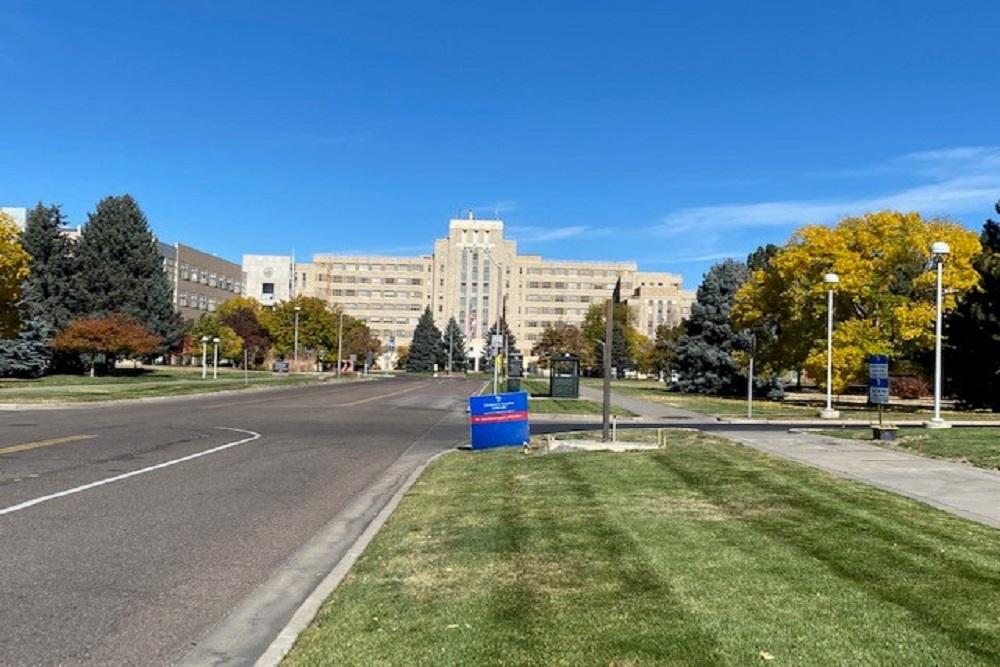 POW camp Fitzsimons General Hospital
