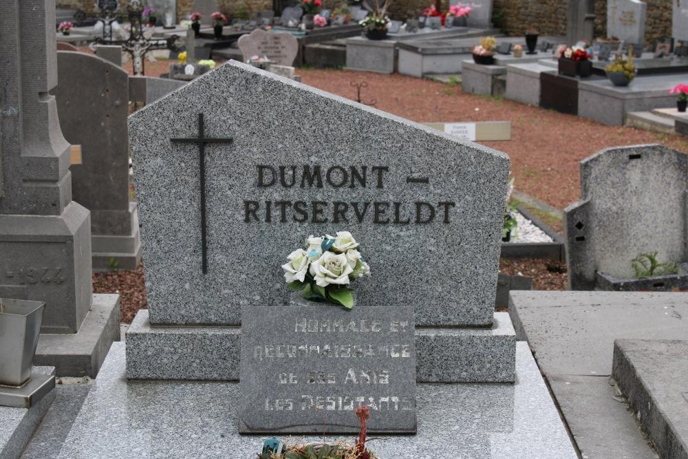 Veteran War Graves Bon-Secours