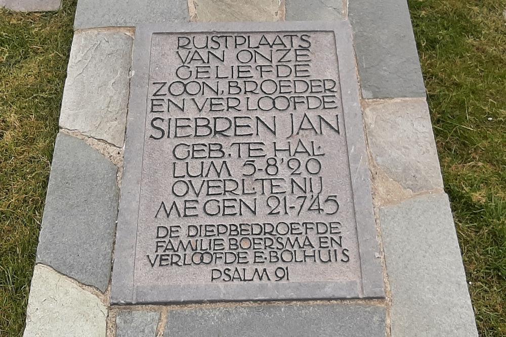 Dutch War Graves Protestant Churchyard