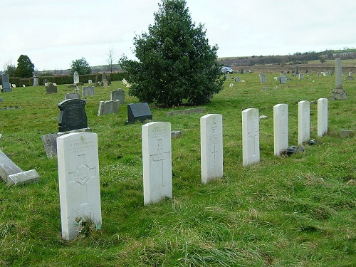 Commonwealth War Graves Willington Cemetery