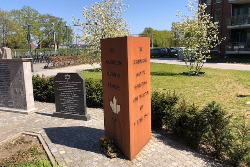 Liberation Monument Wierden