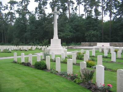 Commonwealth War Cemetery Prague